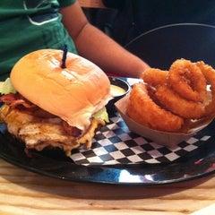 Photo taken at American Roadside Burgers by Ånika G. on 11/5/2012