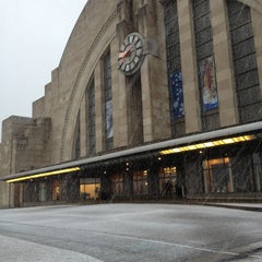 Photo taken at Cincinnati Museum Center at Union Terminal by Amy H. on 12/26/2012