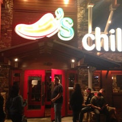 Photo taken at Chili's Grill & Bar by Noah P. on 11/11/2012