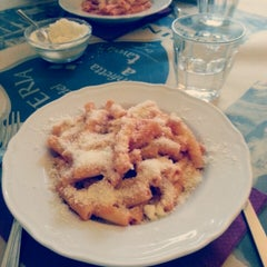 Photo taken at Osteria del F.I.A.T. by Ivano I. on 8/1/2013