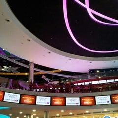 Photo taken at Cinema City (סינמה סיטי) by User on 12/4/2012