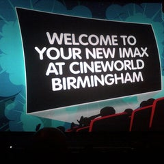Photo taken at Cineworld by Kayleigh E. on 10/29/2013