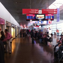Photo taken at Terminal Puente Aéreo by Master O. on 1/14/2013