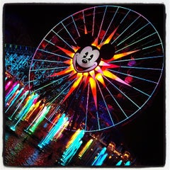 Photo taken at Disney California Adventure by Jason K. on 8/25/2013