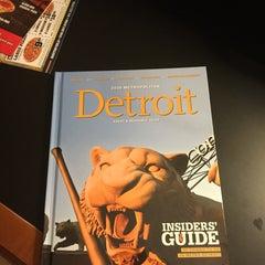 Photo taken at Detroit Marriott Southfield by Dilnazik, N. on 4/28/2016