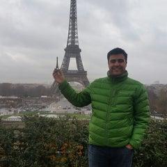 Photo taken at Mercure Paris Champs-Élysées by murat k. on 12/12/2014