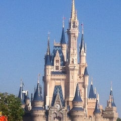 Photo taken at Walt Disney World Resort by Isabela M. on 11/1/2012