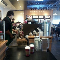 Photo taken at Starbucks by gab f. on 11/3/2012