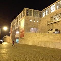 Photo taken at Centro Cultural de Belém (CCB) by Pedro L. on 11/9/2012