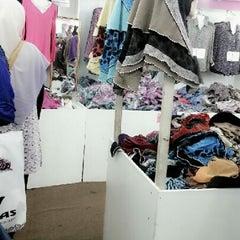 Photo taken at Muaz Textile by Ryoma E. on 11/17/2012