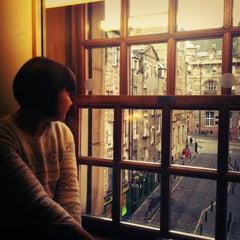 Photo taken at Radisson Blu Hotel by Евгения К. on 1/5/2013