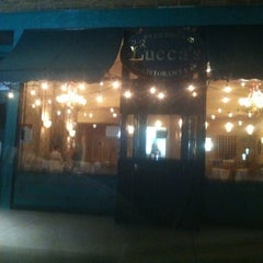 Photo taken at Lucca's by Brenda L. on 1/1/2013