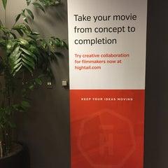 Photo taken at Hightail HQ by Kiersten L. on 10/15/2015
