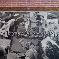 Photo taken at New York Street Pizza by Mit K. on 3/16/2013