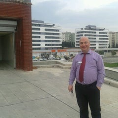 Photo taken at Toyota Plaza Tokullar by Fatih N. on 11/20/2012
