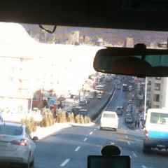 Photo taken at Cevizlidere Caddesi by  Serap P. on 1/10/2013