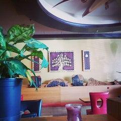 Photo taken at Sawasdee Thai Restaurant by Erik L. on 2/20/2014