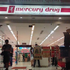 Photo taken at Mercury Drug by Thine A. on 4/12/2014