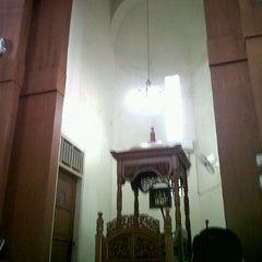 Photo taken at Masjid Asra Albakrie by dika h. on 12/18/2012
