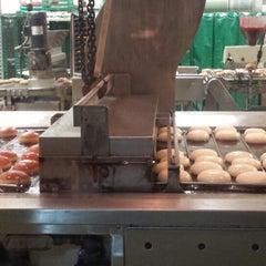 Photo taken at Krispy Kreme Doughnuts by Josiah K. on 6/8/2013