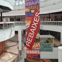 Photo taken at Llobregat Centre by Xavier G. on 8/25/2013