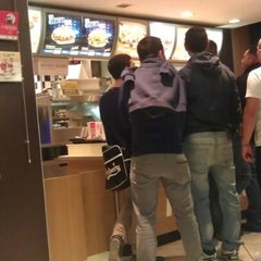 Photo taken at McDonald's by Claudio F. on 11/4/2012