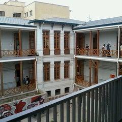 Photo taken at Liceo De Aplicación A-9 by Leo B. on 11/17/2013