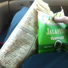 Photo taken at Which Wich Superior Sandwiches by Matt H. on 3/24/2013