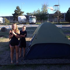 Photo taken at KOA Campground by ✨Deana✨ . on 8/9/2013