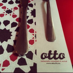 Photo taken at Otto by Marianna on 5/25/2013