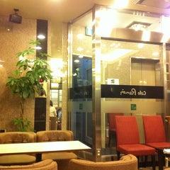 Photo taken at Cafeルノアール ヨドバシAkiba横店 by Ayami on 11/3/2012