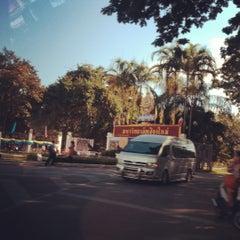 Photo taken at มหาลัยเชียงใหม่ by Rose Z. on 11/17/2012