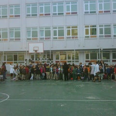 Photo taken at Bostancı Doğa Koleji by Yaren B. on 11/16/2012