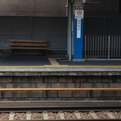 Photo taken at 杉田駅 (Sugita Sta.) (KK46) by Pon N. on 3/26/2013