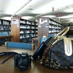 Photo taken at Nichols Library: NPL by Iya I. on 11/16/2012