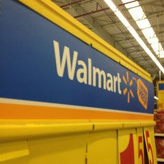 Photo taken at Walmart by Max M. on 2/2/2013