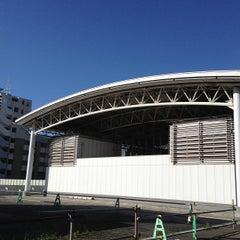 Photo taken at 陸前原ノ町駅 (Rikuzen-Haranomachi Sta.) by moto_ on 9/16/2013
