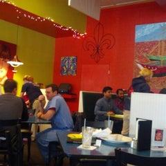 Photo taken at Cafe Lou Lou by Paul K. on 12/27/2012
