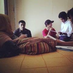 """Photo taken at Universitas """"45"""" Makassar by Abadi t. on 5/1/2013"""