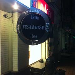 Photo taken at Ikon Bar by Сергей У. on 11/3/2012