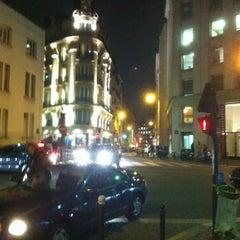 Photo taken at 16ème Avenue by Iman F. on 2/13/2013