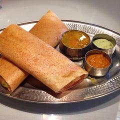 Photo taken at Masala Restaurant by Krupa M. on 3/25/2015
