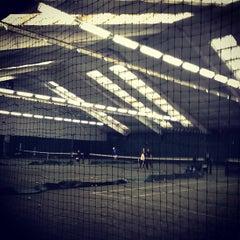 Photo taken at Westport Tennis Club by Steve S. on 2/2/2013
