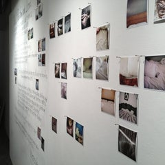 Photo taken at BRIC gallery by Darcey H. on 1/26/2013