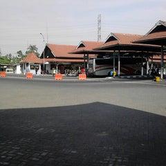 Photo taken at Terminal Purabaya (Bungurasih) by Pradipta Ardya G. on 11/15/2012