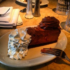 Photo taken at The Cheesecake Factory by Trucie N. on 4/14/2013