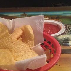 Photo taken at Las Palmas Mexican Restaurant by Jeni D. on 12/8/2012