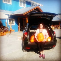 Photo taken at Krause Berry Farms & Estate Winery by Cassandra A. on 9/30/2015