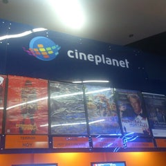 Photo taken at Cineplanet by Luis C. on 4/21/2013