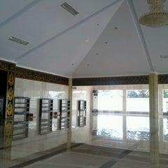 Photo taken at Kodam VII/Wirabuana by Tody I. on 11/26/2012